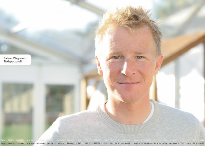 Fabian Wegmann, Radsportler (Foto: © Martin Klindtworth)